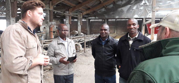 Besuch der Agrargenossenschaft Ranzig